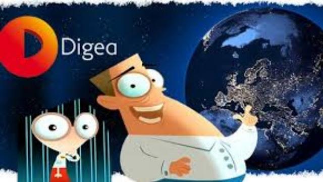 Να απαλλαγεί θέλει η  DIGEA από το βάρος όλων των Περιφερειακών Τηλεοπτικών Σταθμών!