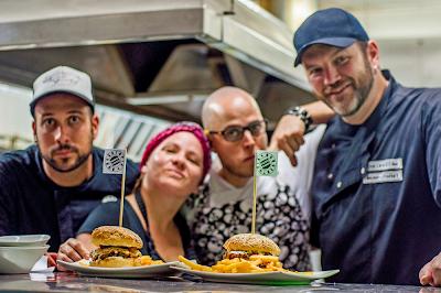 O COZ2 Burguer traz convidado especial para a feira: O Projeto Burgertopia