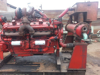 used, diesel, reconditioned, rebuilt, reusable, working condition, marinamotorer, moteur