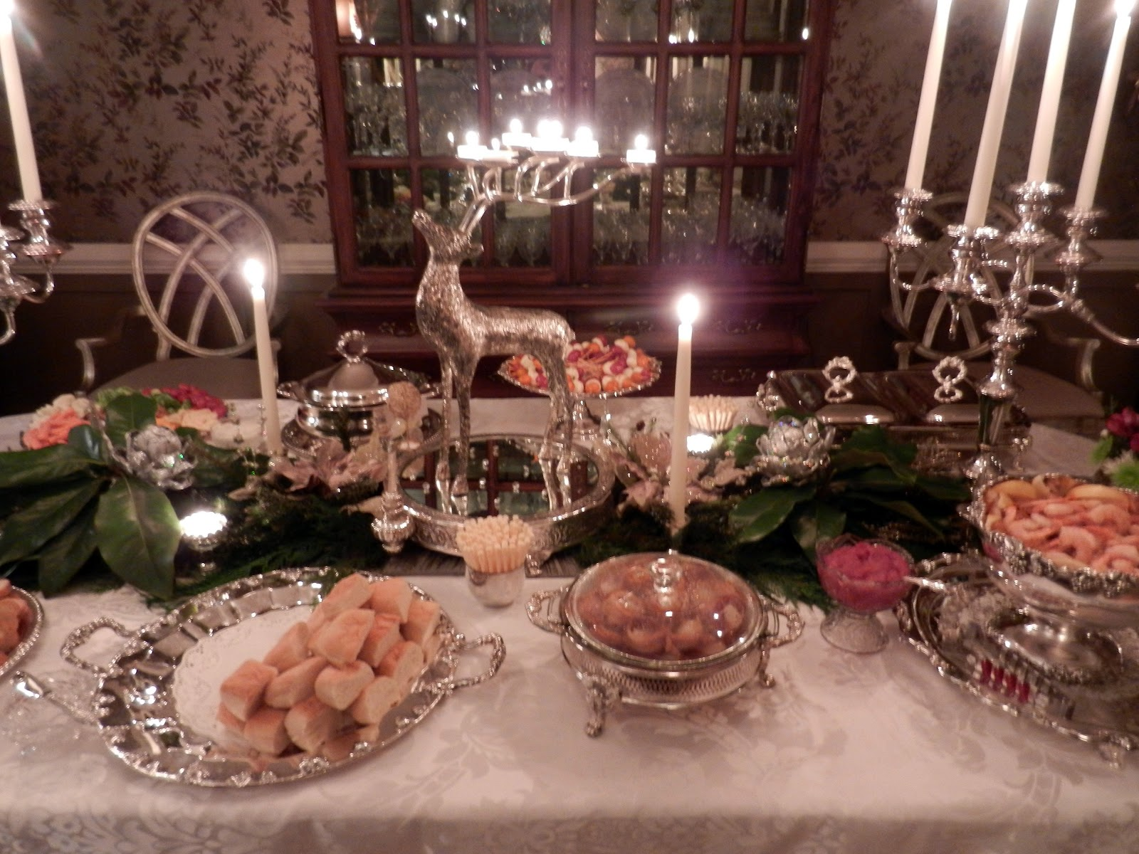 A Perfect Setting: December 2012
