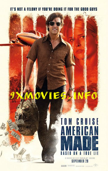 American Made 2017 English Bluray Movie Download