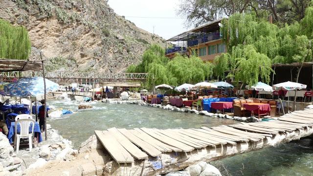 Setti-Fatma - Brücke über den Fluss