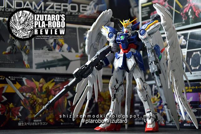Wing Gundam by Shizurenmodkit