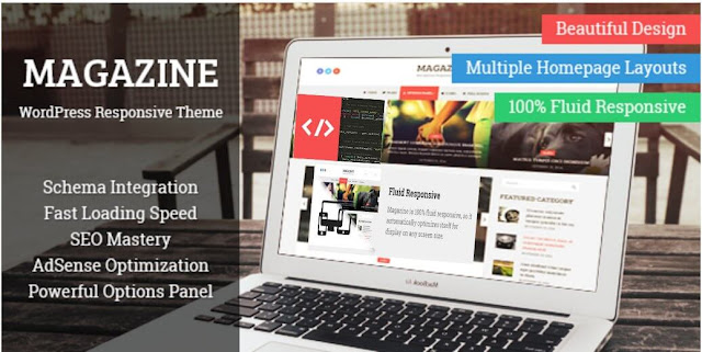 Greate WordPress Theme For Blogs