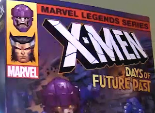 Toys R Us Teases Future Marvel Legends Days of Future Past Boxed Set