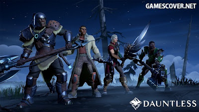 Dauntless Gameplay