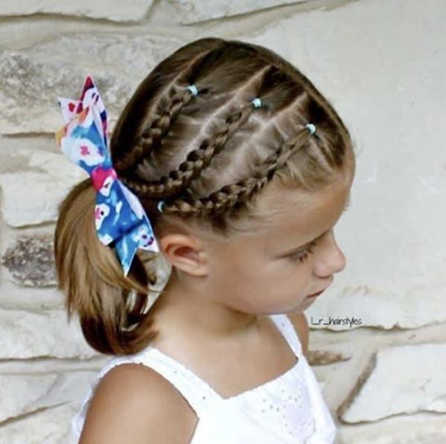 little girl braid ideas 2019