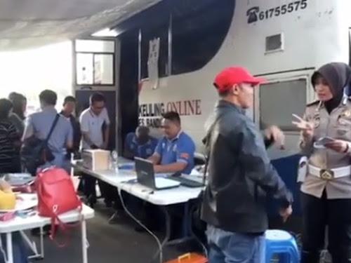 Jadwal SIM Keliling Online Polrestabes Bandung Januari 2018