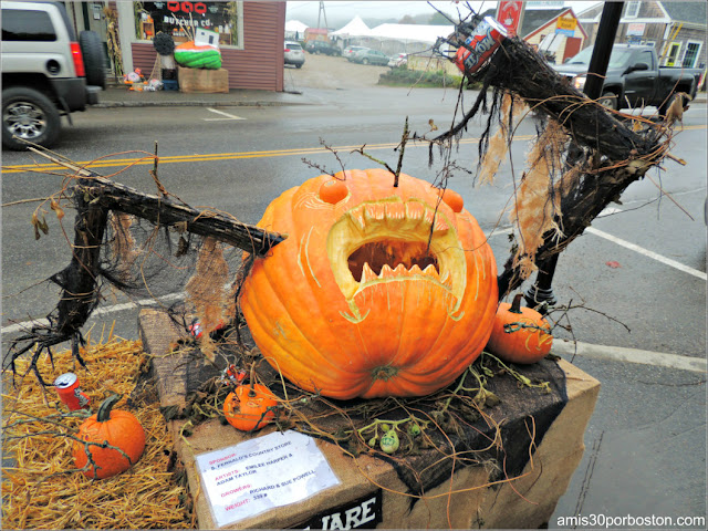Calabazas Decoradas para Halloween: Monstruo Moxie