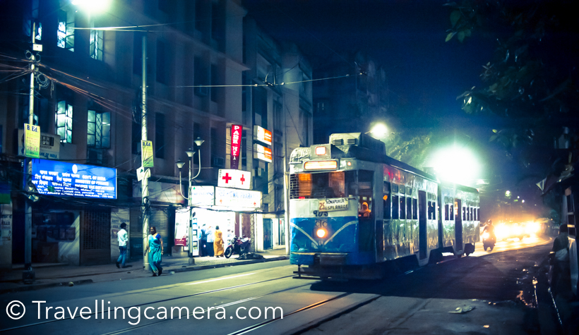 What's the deal with Trams of Kolkata and why this is one of the top recommended experiences in West Bengal?