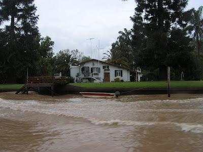 Río Tigre, Argentina, vuelta al mundo, round the world, La vuelta al mundo de Asun y Ricardo