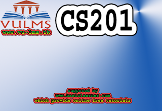 CS201 finalterm solved past paper megafile by reference