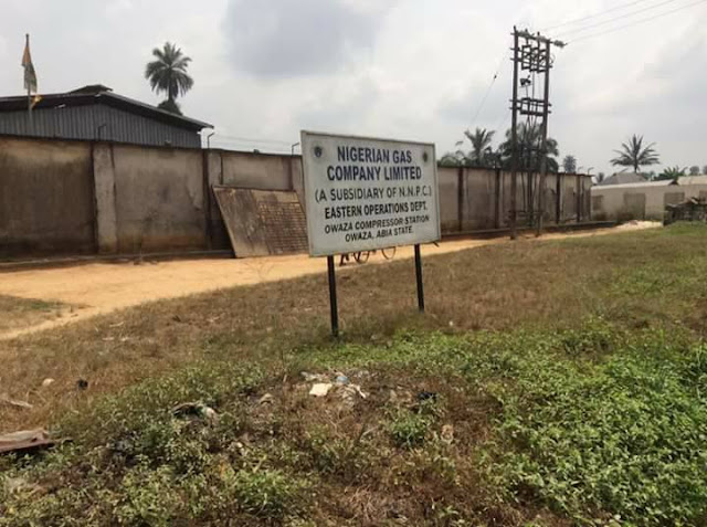 Owaza community in Abia State