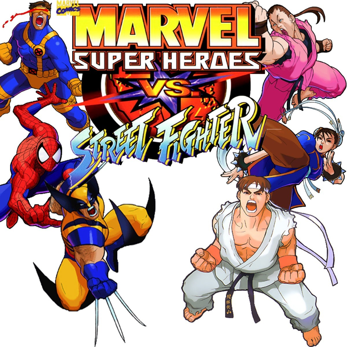 Code Marvel vs Capcom: Clash of Super Heroes for Android ...