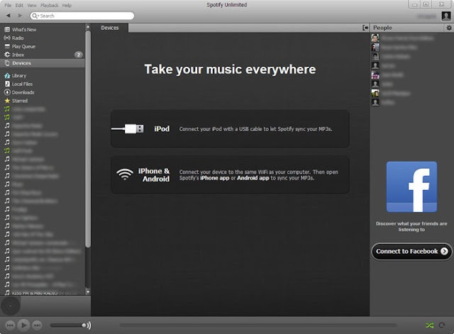 Software Streaming Musik Online
