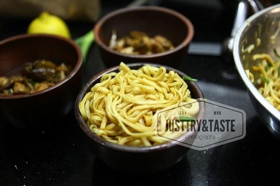 Resep Mi Tim Ayam Jamur JTT