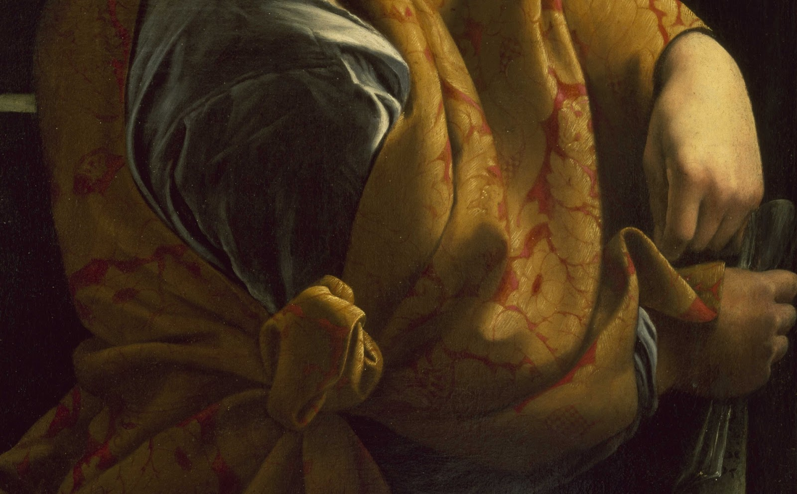 Orazio Gentileschi | Portrait of a Young Woman as a Sibyl