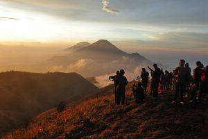 Gunung Prau di Jawa Tengah