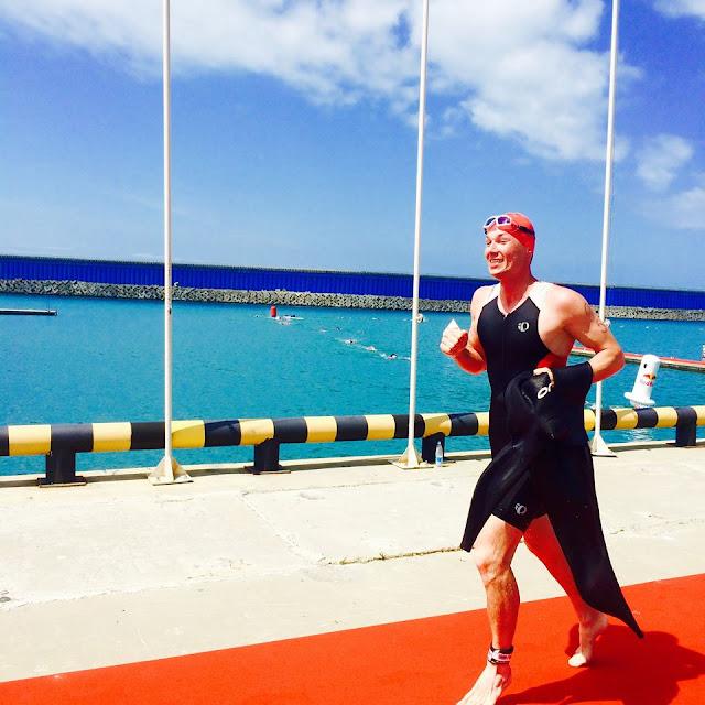 Триатлон в Сочи Ironstar Олимпийская дистанция 7 июня 2015 г.