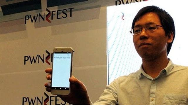 اخترق بيكسل أحدث هواتف غوغل في 60 ثانية و فاز ب120 الف دولار