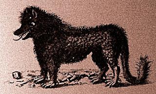 Une représentation de la bête de Noth trouvée sur le net