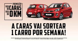 Promoção Revista Caras 2017