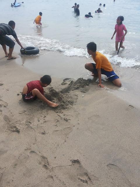Pantai Cantik Lombok - Senggigi