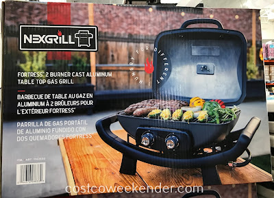 Costco 1142630 - Just in time for your next barbecue this summer