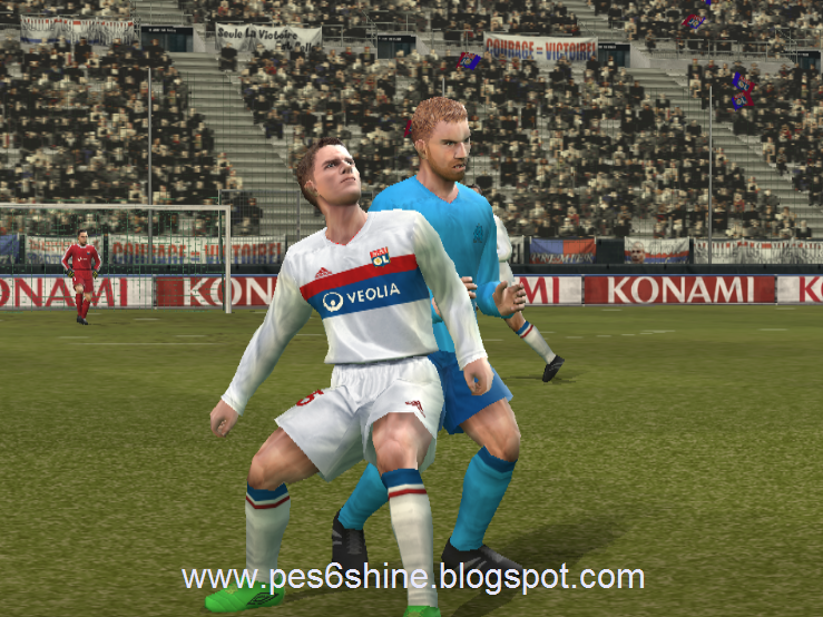 PES 6 Shine Option File 2017-2018  Premier League 7515df327