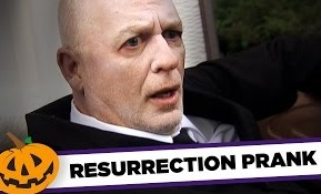 Funny Video – Man Comes Back to Life at his Funeral – Just For Laughs Gags
