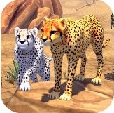 Games Cheetah Family Sim Download