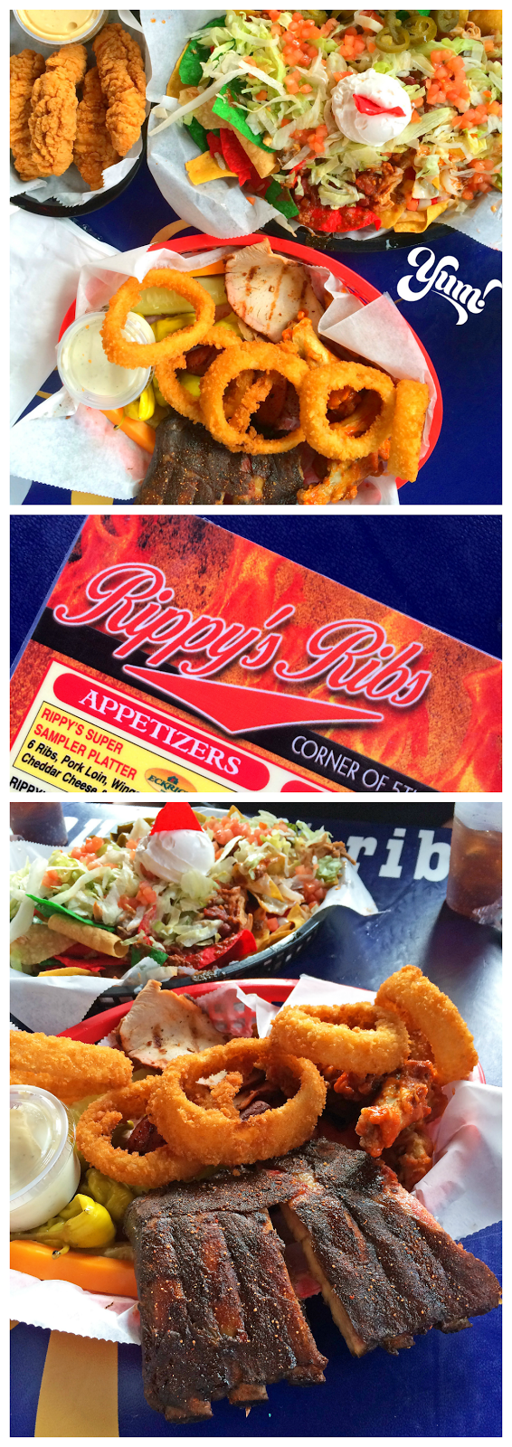Downtown Nashville - Rippy's Bar & Grill