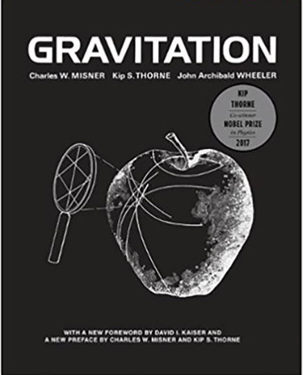 This classic Gravity textbook, first out in 1972, is now available in this 2017 edition