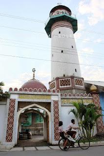 masjid menara