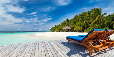 aller à la plage à Tahiti