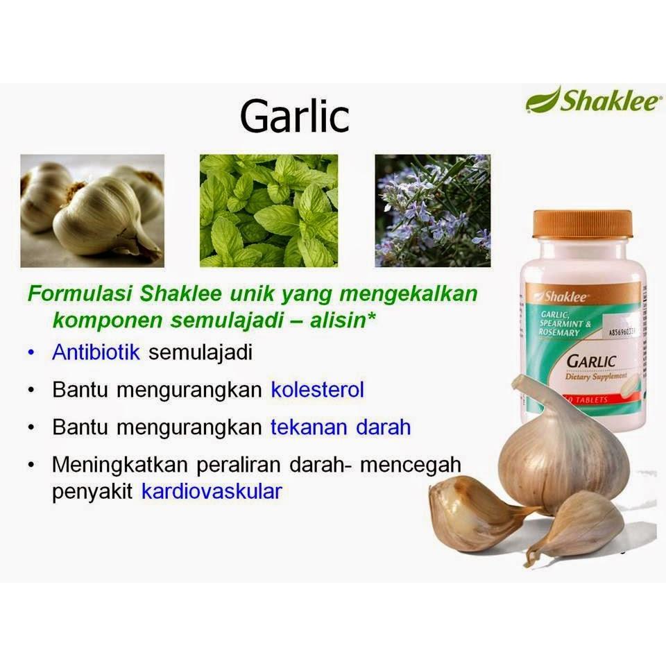 Hilangkan jerawat dengan garlic