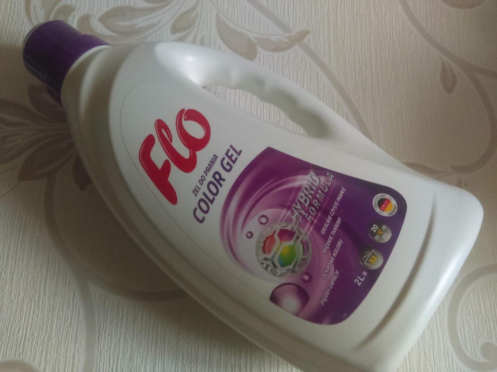 Zel do prania Flo