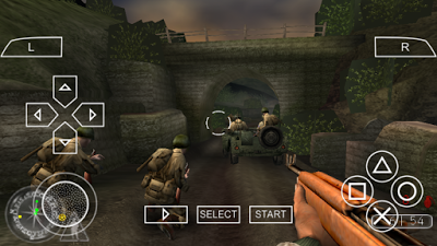 Download Game ppsspp Call of Duty Roads to Victory PPSSPP Android _v(USA).iso Offline