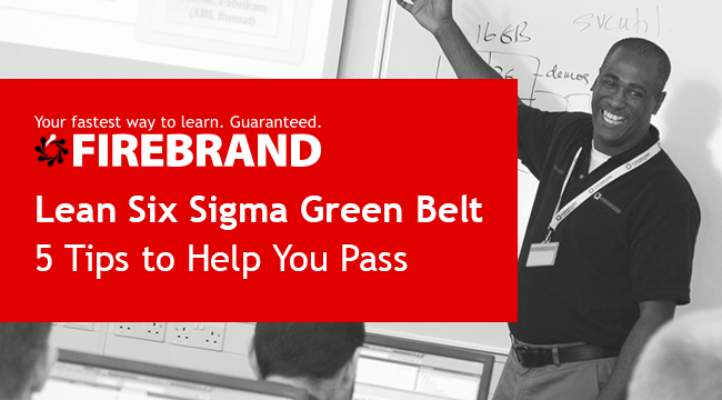 Lean Six Sigma Green Belt Exam Tips
