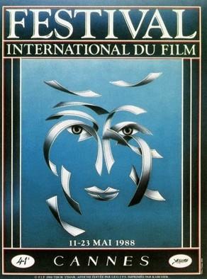 vintage cannes film festival posters