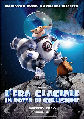 L'Era Glaciale 5 Poster