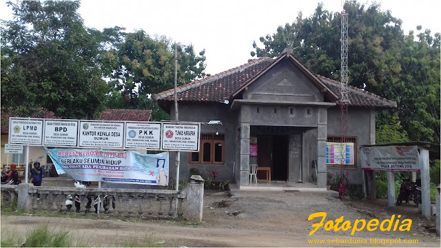 Balai Desa Sumur Brangsong