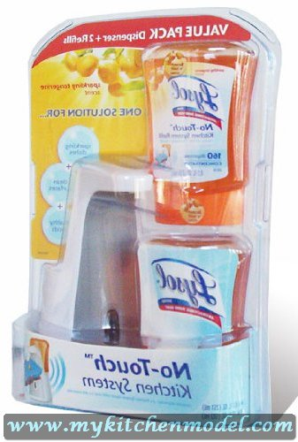 Lysol No Touch Kitchen System Refill