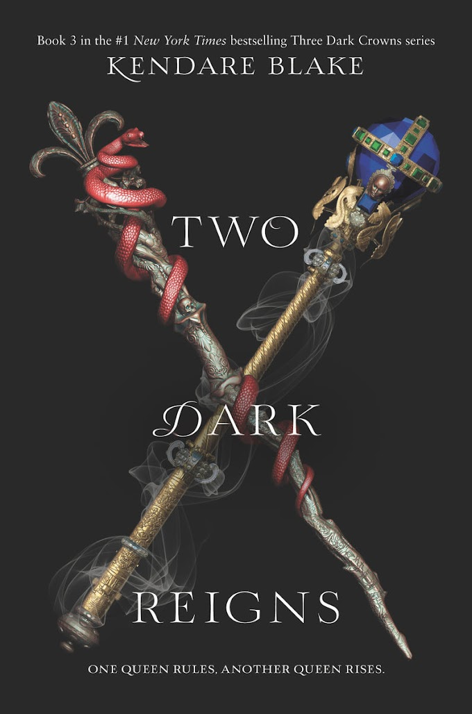 [PDF] Free Download Two Dark Reigns By Kendare Blake