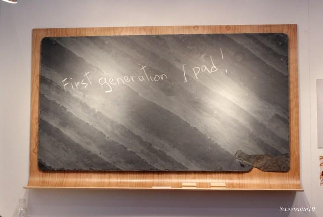 IDS2012 - Kino Guerin Slate Blackboard