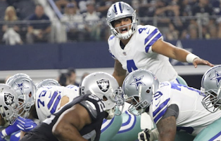 Dallas Cowboys: After kicking Tony Romo to the curb, all the Cowboys want is another season of perfection from Dak Prescott