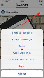 كيفية تحميل الفيديوهات و الصور من الإنستغرام للآيفون و الآيباد