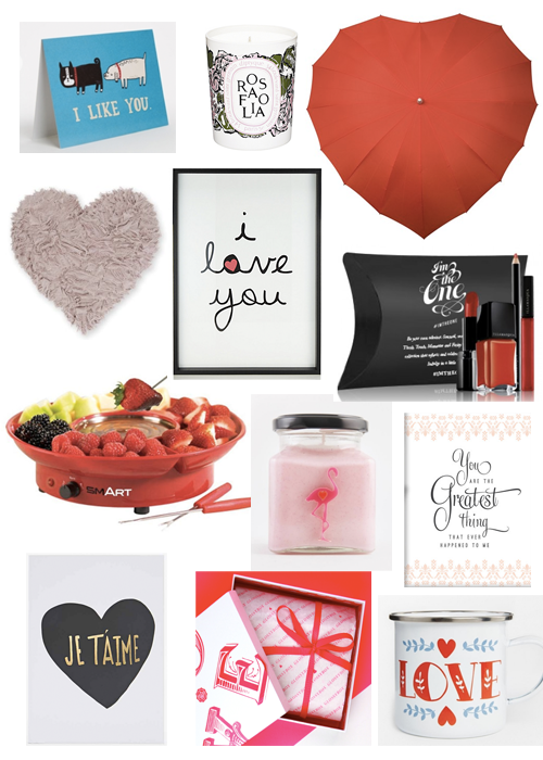 Valentine's day inspired gift guide | flutter and sparkle