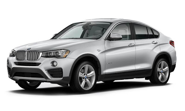 2016 BMW X4 M40i first drive