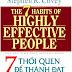 7 thói quen để thành đạt